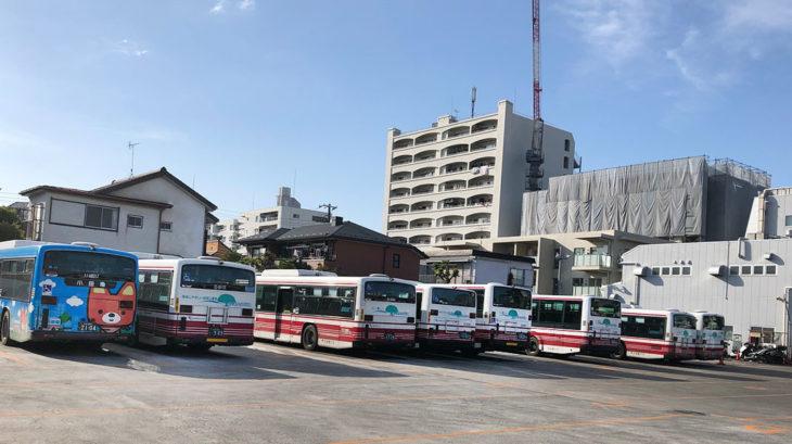 小田急バス吉祥寺営業所