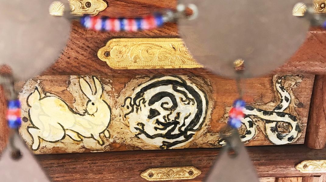 中道神輿の十二支