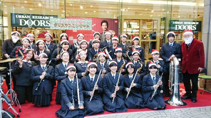 藤村女子学園吹奏楽部