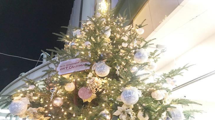 東急クリスマスツリー