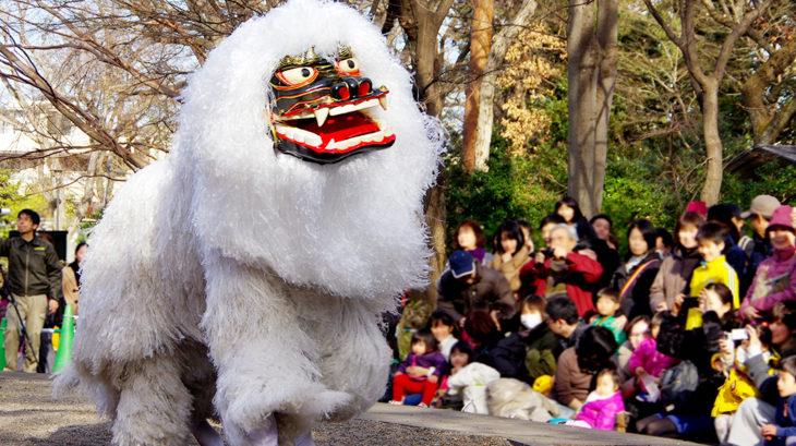 琉球獅子舞